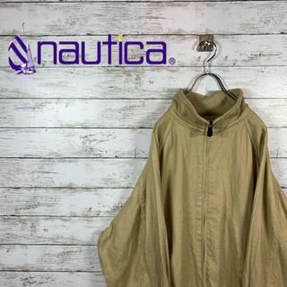 ノーティカ(NAUTICA)の【大人気】ノーティカ スウィングトップ アースカラー ビックサイズオーバーサイズ(ブルゾン)