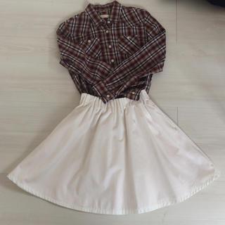 ローリーズファーム(LOWRYS FARM)のローリーズファーム#フレアスカート(ミニスカート)