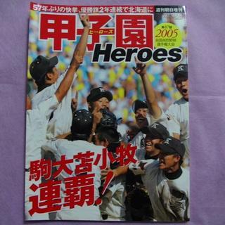 ★甲子園 Heroes (ヒーローズ) ★2005年第87回★
