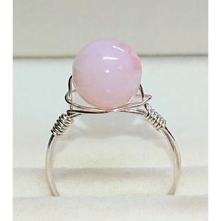 超高品質 ピンクオパール♡(リング)