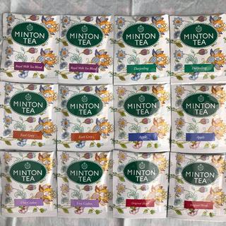 ミントン(MINTON)のミントン 紅茶 12パック(茶)