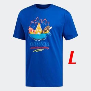 オリジナル(Original)のアディダス オリジナルス Tシャツ Lサイズ(Tシャツ/カットソー(半袖/袖なし))