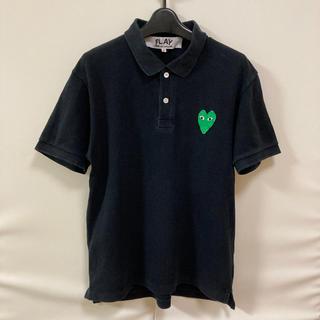 コムデギャルソン(COMME des GARCONS)のプレイコムデギャルソン ポロシャツ メンズ(ポロシャツ)