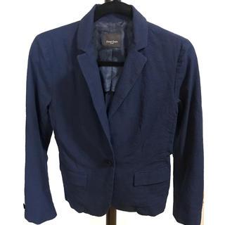 デミルクスビームス(Demi-Luxe BEAMS)のデミルクスビームス パンツスーツ上下 サッカー素材(スーツ)