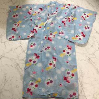 浴衣 女の子 浴衣110女の子(甚平/浴衣)