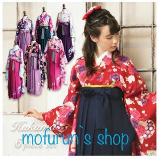 卒園式 袴セット(和服/着物)