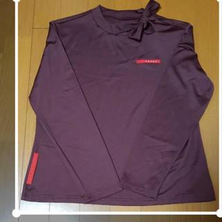 プラダ(PRADA)のPRADA 長袖(Tシャツ/カットソー(七分/長袖))