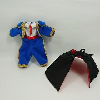 ファミリア(familiar)の【マドレーヌちゃん】マタドール 衣装(ぬいぐるみ/人形)