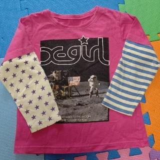 エックスガール(X-girl)のX-girlstageTシャツ(Tシャツ/カットソー)