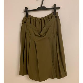 ベルンハルトウィルヘルム(BERNHARD WILLHELM)のRENE GURSKOV レネ ガルスコフ 2Way スカート パンツ ショート(ショートパンツ)