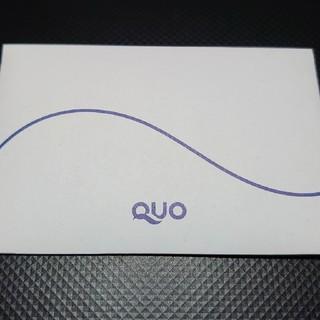 QUOカード 外袋(ラッピング/包装)