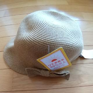 シマムラ(しまむら)の帽子(キャスケット)