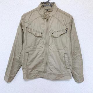 イーブンリバー(EVEN RIVER)の美品✨EVENRIVER イーブンリバー 上着 ジャケット 作業着 作業服 薄手(ブルゾン)