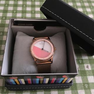 ヌーン(noon)の北欧ブランド noon 腕時計(腕時計)