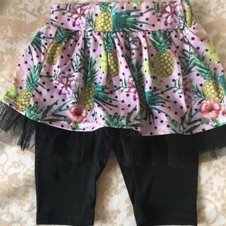 アナップキッズ(ANAP Kids)のアナップキッズ レギパン スカートパンツ(パンツ/スパッツ)