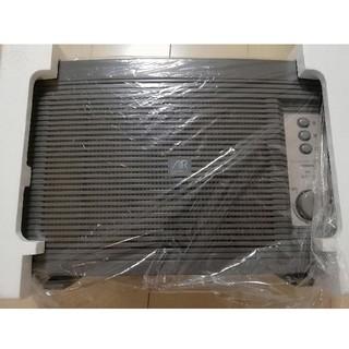 ツインバード(TWINBIRD)の<未使用品>TWINBIRD 空気清浄機 AC-4351 グレー(空気清浄器)