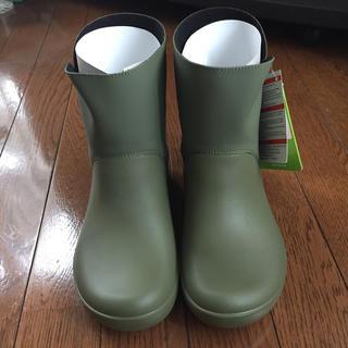 クロックス(crocs)の新品 クロックス 長靴 レインブーツ(レインブーツ/長靴)