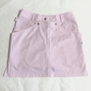 マンシングウェア(Munsingwear)の【Munsingwear】ショートパンツ・スカート2way仕様(ミニスカート)
