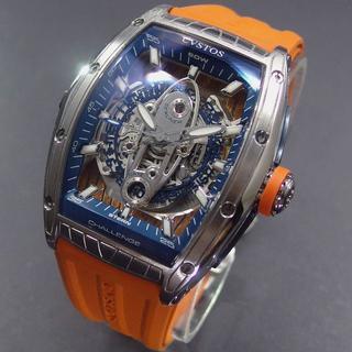 ウブロ(HUBLOT)の美品 国内正規品 クストス チャレンジ シーライナーII Cvstos CVT-(腕時計(アナログ))