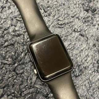アップルウォッチ(Apple Watch)のとしさま専用 中古 アップルウォッチ(スマートフォン本体)