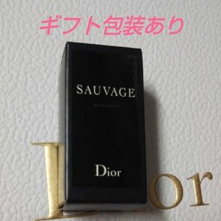ディオール(Dior)のディオール ソヴァージュ 10ml(ユニセックス)