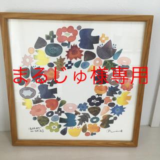イデー(IDEE)のバーズワーズ ポスター(額装タイプ)(その他)
