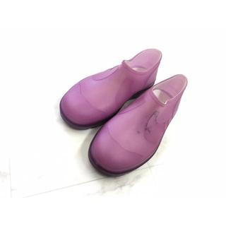 シャネル(CHANEL)の専用♡CHANEL プールサイドでも可愛いレインブーツ ご希望の方にプレゼント♡(レインブーツ/長靴)