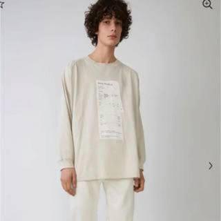 アクネ(ACNE)のACNE carp receipt パティホワイトロンT(Tシャツ/カットソー(七分/長袖))