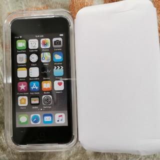 アイポッドタッチ(iPod touch)の新品未開封品 iPodtouch 6世代 128GB スペースグレイ(ポータブルプレーヤー)