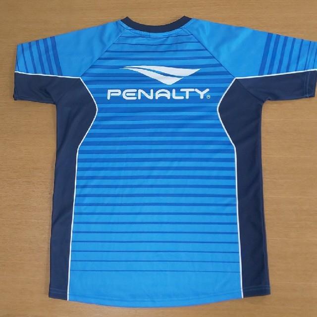 PENALTY(ペナルティ)の【値下げ】PENALTY プラシャツ 160 スポーツ/アウトドアのサッカー/フットサル(ウェア)の商品写真