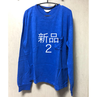 アンユーズド(UNUSED)のunused ロンT カットソー tシャツ 1ldk(Tシャツ/カットソー(七分/長袖))