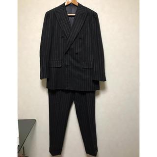 エルメネジルドゼニア(Ermenegildo Zegna)のErmenegildo Zegna メンズスーツ USED美品 上質ウール素材(セットアップ)