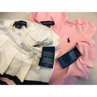 POLO RALPH LAUREN - ラルフローレン RALPH LAUREN ポロシャツ&スカート 80