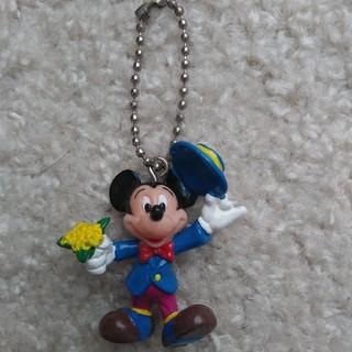 ミッキーマウス キーホルダー(キーホルダー)