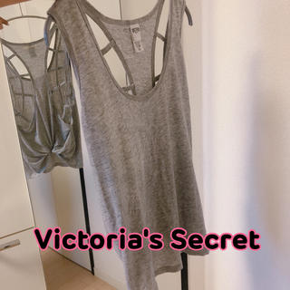 ヴィクトリアズシークレット(Victoria's Secret)のVictoria's Secret Sports タンクトップ  S (タンクトップ)