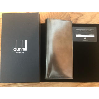 ダンヒル(Dunhill)のアルフレッド ダンヒル デューク16CC コートウォレット(長財布)