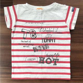 ティンカーベル(TINKERBELL)の【新品】ティンカーベル TINKERBELL Tシャツ 90cm 男女兼用(Tシャツ/カットソー)