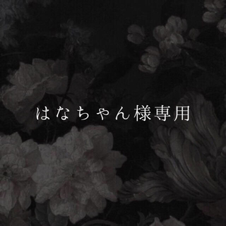 はなちゃん様専用(リング)