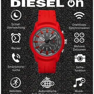 ディーゼル(DIESEL)のディーゼル スマートウォッチ 腕時計 DIESEL (腕時計(デジタル))