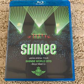 シャイニー(SHINee)の【美品】SHINee  Blu-ray(アイドル)