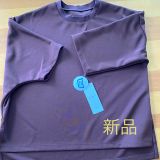 アトリエシックス(ATELIER SIX)の☆新品☆トップス☆日本製☆(カットソー(半袖/袖なし))