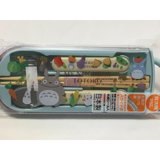 ジブリ(ジブリ)のトトロ お箸 新品(カトラリー/箸)