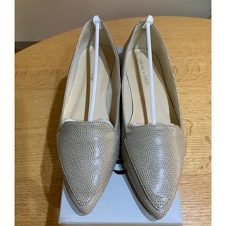 オデットエオディール(Odette e Odile)のOdette e Odile フラットシューズ 雨OK 22.5cm(ローファー/革靴)