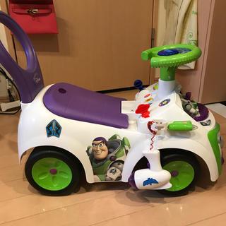 ディズニー(Disney)のトイストーリー バズスペースビーグル(手押し車/カタカタ)