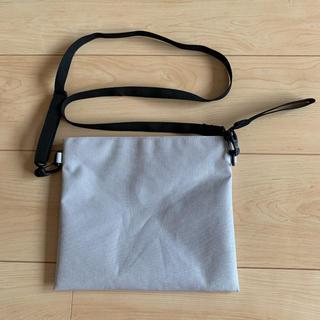 ムジルシリョウヒン(MUJI (無印良品))の無印良品 サコッシュ(ショルダーバッグ)