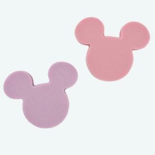 ディズニー(Disney)のメイク用スポンジ ミッキー型(その他)