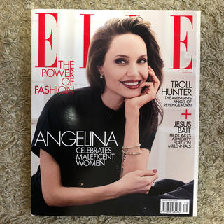 ELLE - 海外雑誌ELLE エル 2019年9月号 U.S.edition