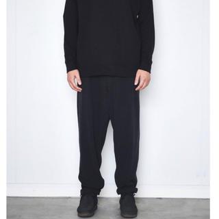 コモリ(COMOLI)のCOMOLI インレイ起毛パンツ Size2(その他)