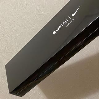 アップルウォッチ(Apple Watch)のApple Watch Nike + Series3 42mm MTF42J/A(腕時計(デジタル))