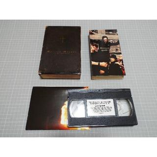 マリリン・マンソン God is in the TV  VHSビデオ(ミュージック)